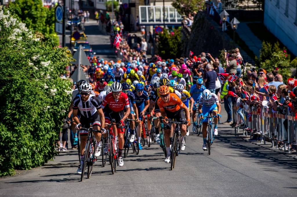 The best peloton of all times in the new and merged race – Tour of Norway 2019